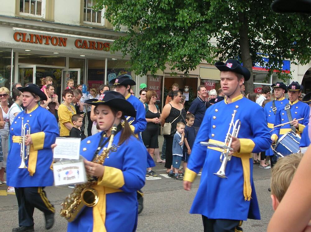 carnival band by yorkyanne