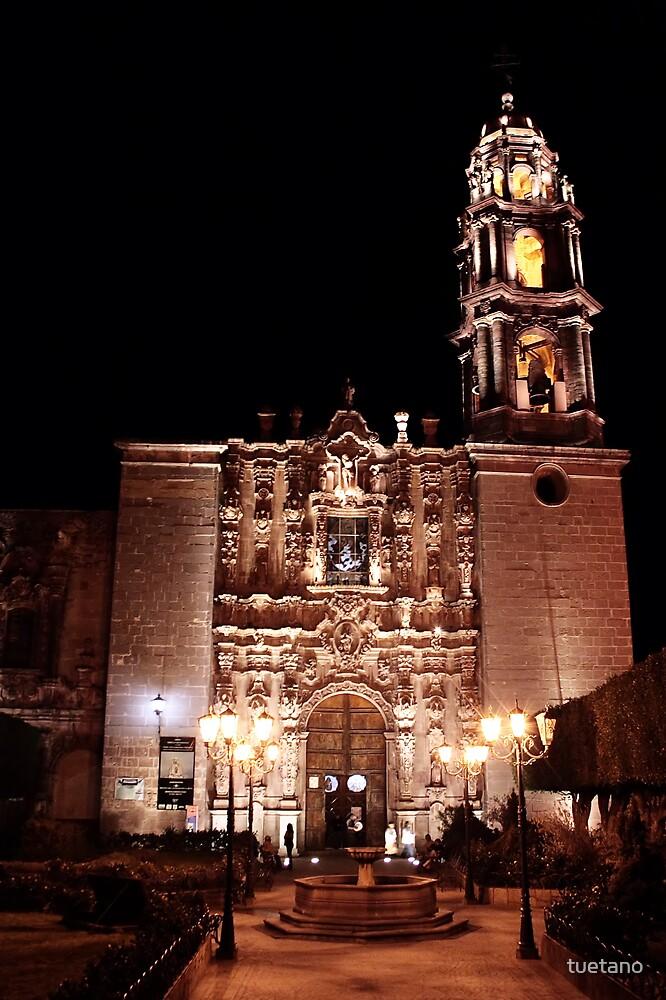 Dark Church by tuetano