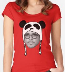 Robert Downey Jr RDJ Tee Women's Fitted Scoop T-Shirt