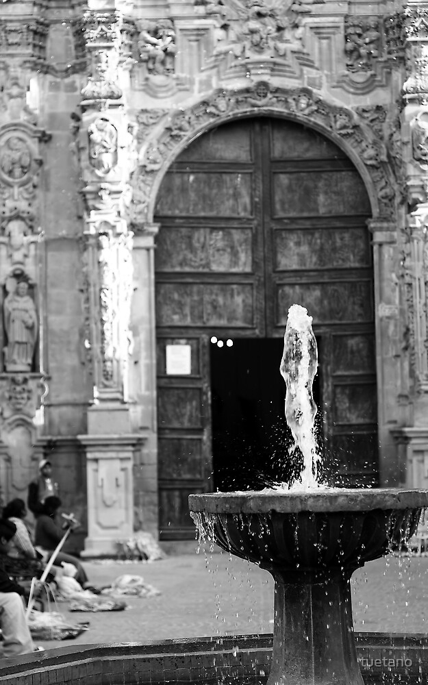 holy water by tuetano