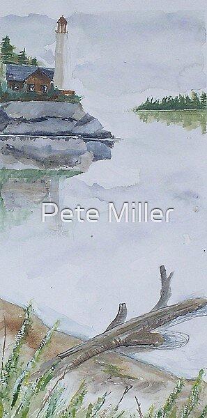 Still water by Pete Miller