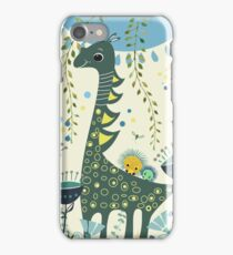 little dino iPhone Case/Skin