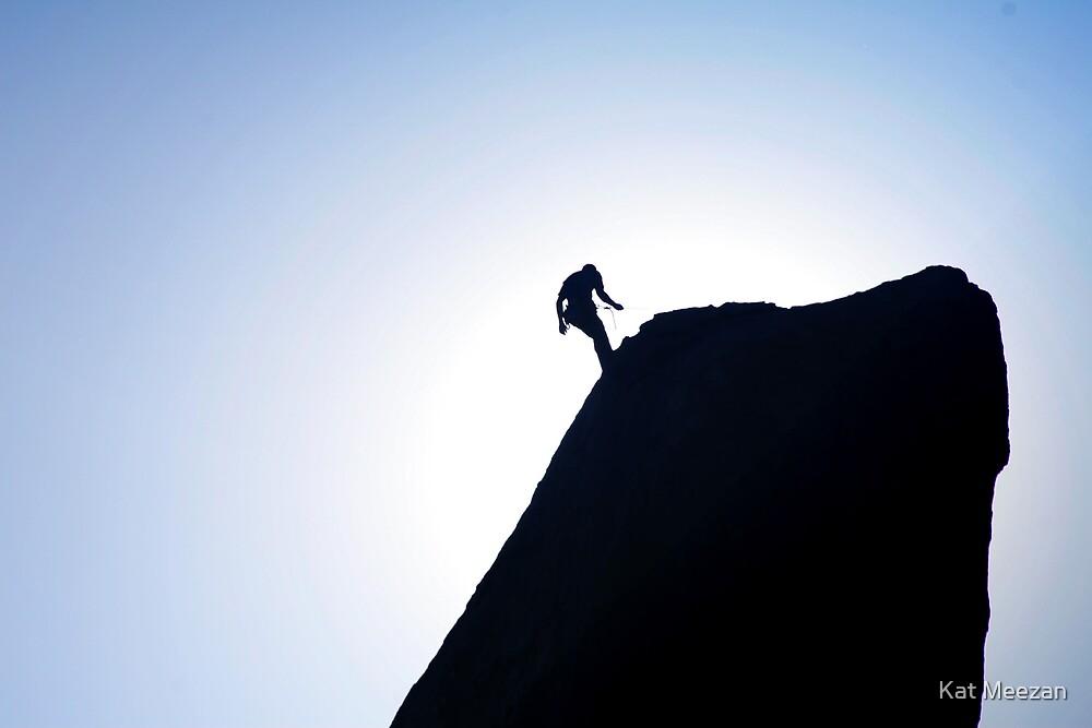 Rock Climber 2 by Kat Meezan