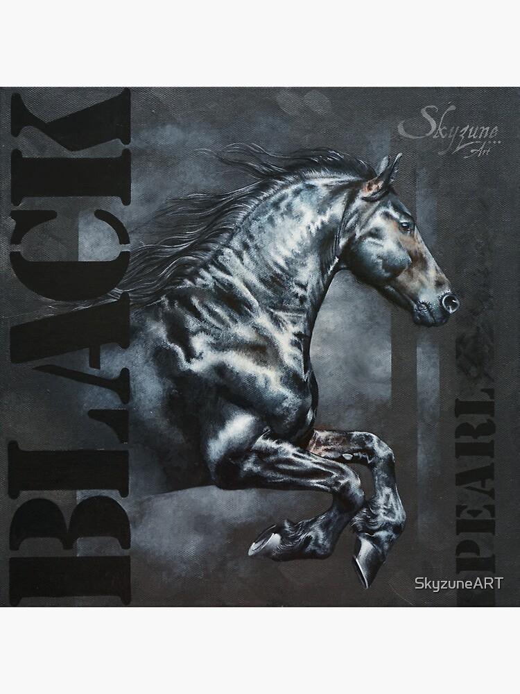 «BLACK PEARL by Skyzune ART» par SkyzuneART
