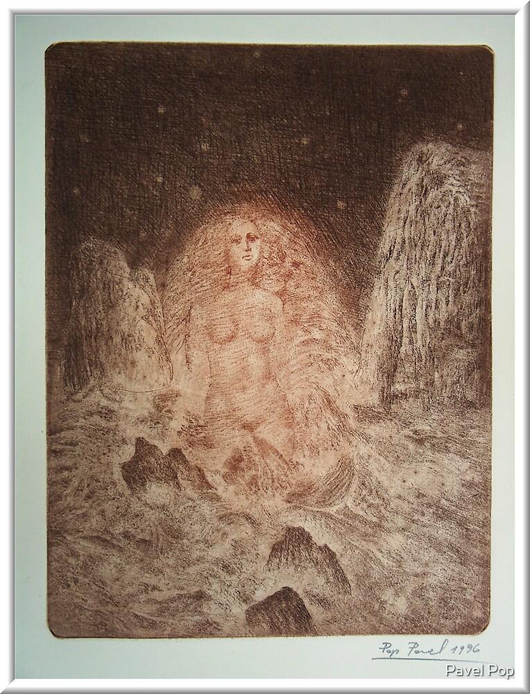 """Aphrodite birth"" by Pavel Pop"