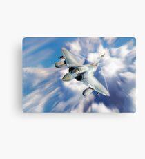 Mirage 2000 Canvas Print