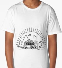 Follow your dreams...  Long T-Shirt