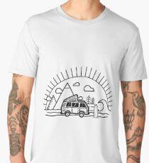 Follow your dreams...  Men's Premium T-Shirt