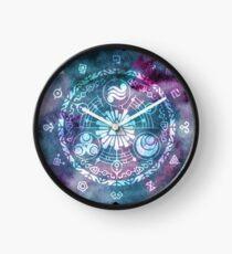 Zelda Skyward Sword Gate of Time Clock