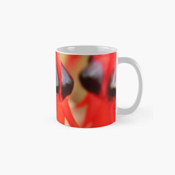 Sturt Pea - Australian wildflower Classic Mug