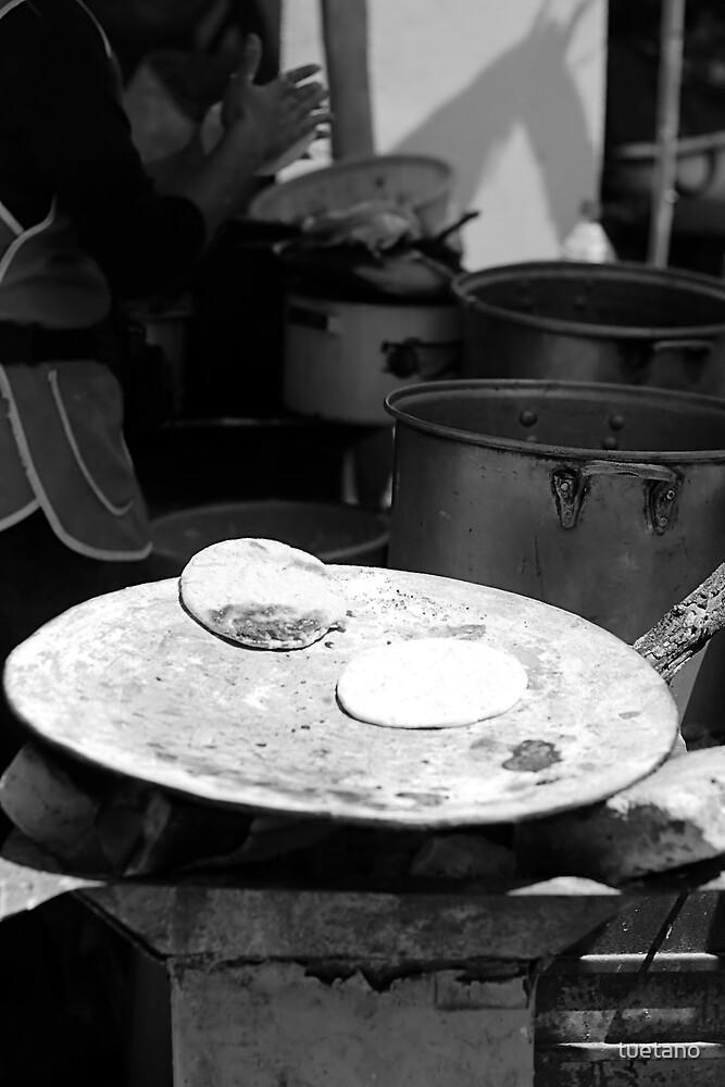 tortillas by tuetano