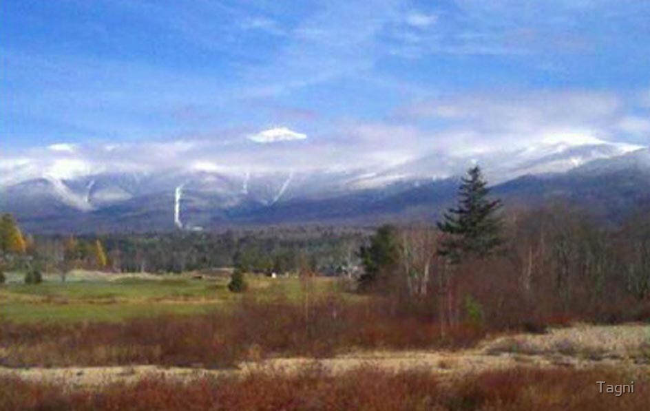 White Mountains, NH by Tagni