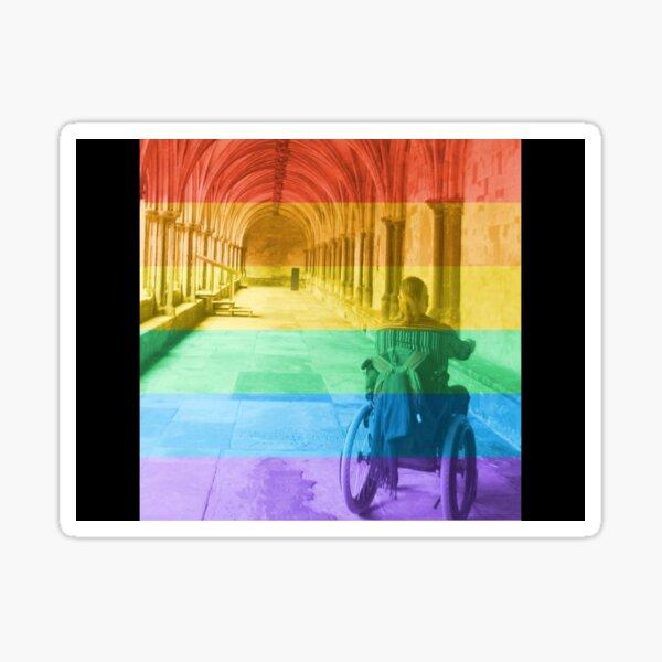 Inclusive pride  Sticker