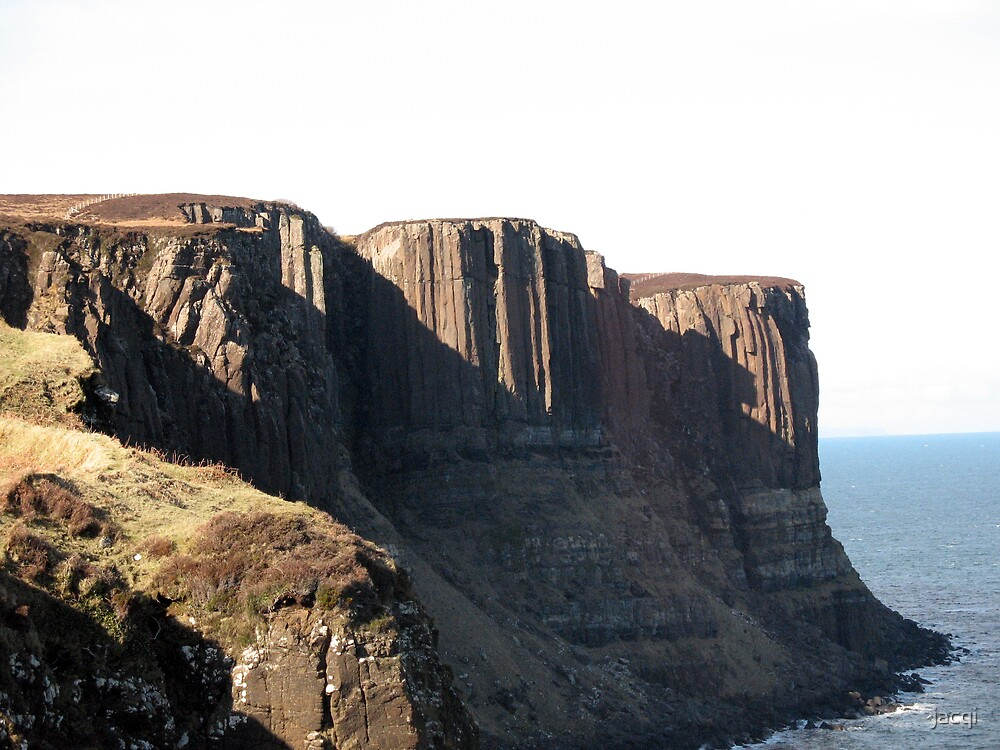 The Kilt Rock by jacqi