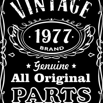 Vintage 1977 all original parts by CasualMood