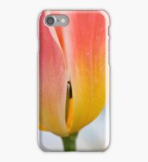 Anatomy of a Tulip = The Slip iPhone Case/Skin