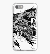 [ Geometry Flow ] Religious-Bodhi dharma iPhone Case/Skin