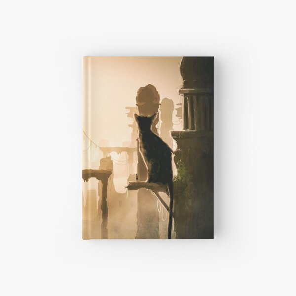 The Last Guardian Hardcover Journal