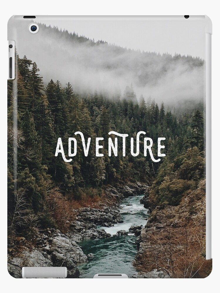 River in the Forest - Adventure by PhotoStore