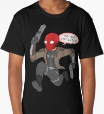 Red Hood- Time to Kill! Long T-Shirt