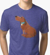 Pet Mixed Breed Dog Tri-blend T-Shirt