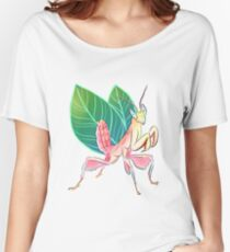 Orchid Mantis is a fairy Women's Relaxed Fit T-Shirt
