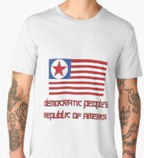 Democratic People's Republic of America Men's Premium T-Shirt