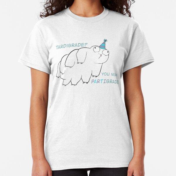 Partigrade Tardigrade Classic T-Shirt