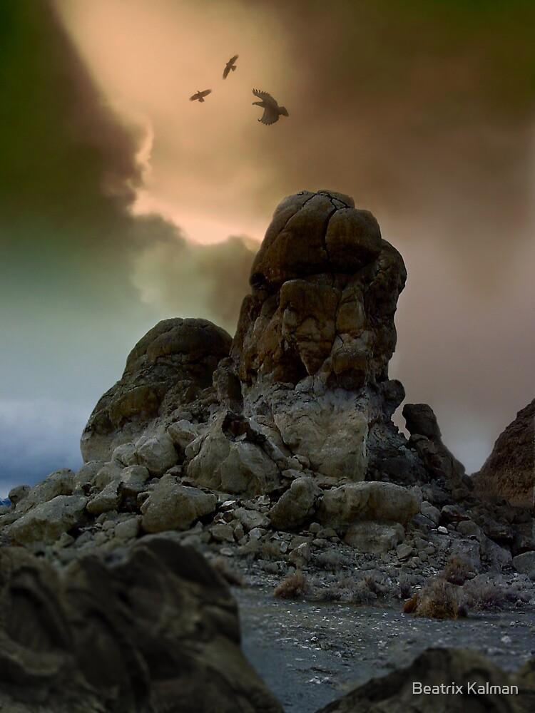 Spirits of the Sky by BMV1