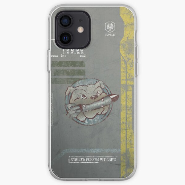 Striker Eureka Pit Crew Case iPhone Soft Case