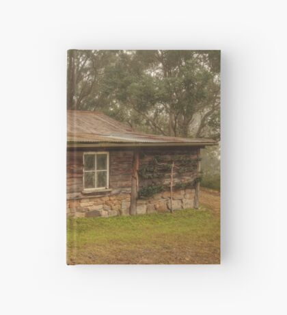 Dave's Cool Shed Hardcover Journal