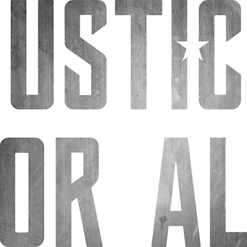 Justice for All by wreckitash