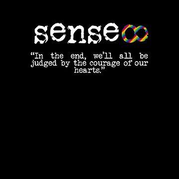 Infinite Sensation (Black) by RishDesigns