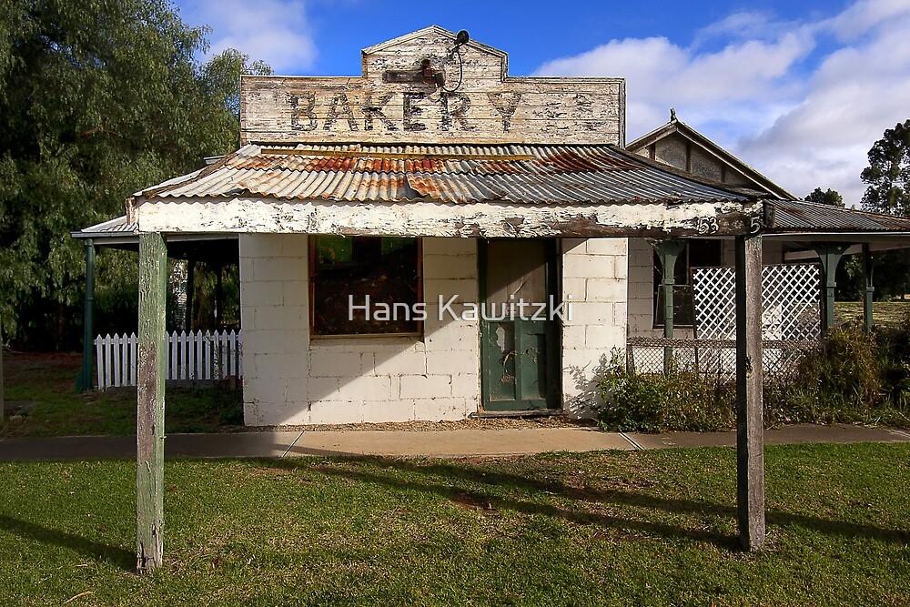 0691 Once a Bakery - Koondrook by Hans Kawitzki