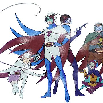 Battle of the Planets by Jocko