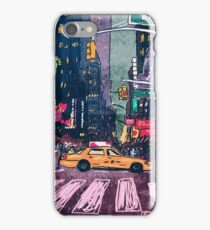 Hey Taxi iPhone Case/Skin