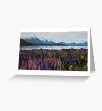 Lake of Serenity Greeting Card