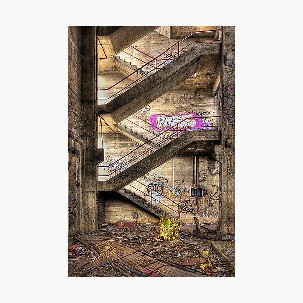 0695 Abandoned 5 Photographic Print