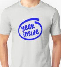 Geek Inside T-Shirt