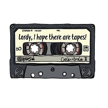 Lordy, I hope there are tapes by UrbanBratz