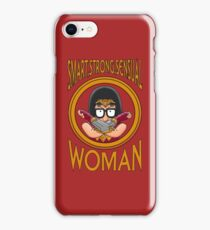 Smart Strong Sensual Woman iPhone Case/Skin