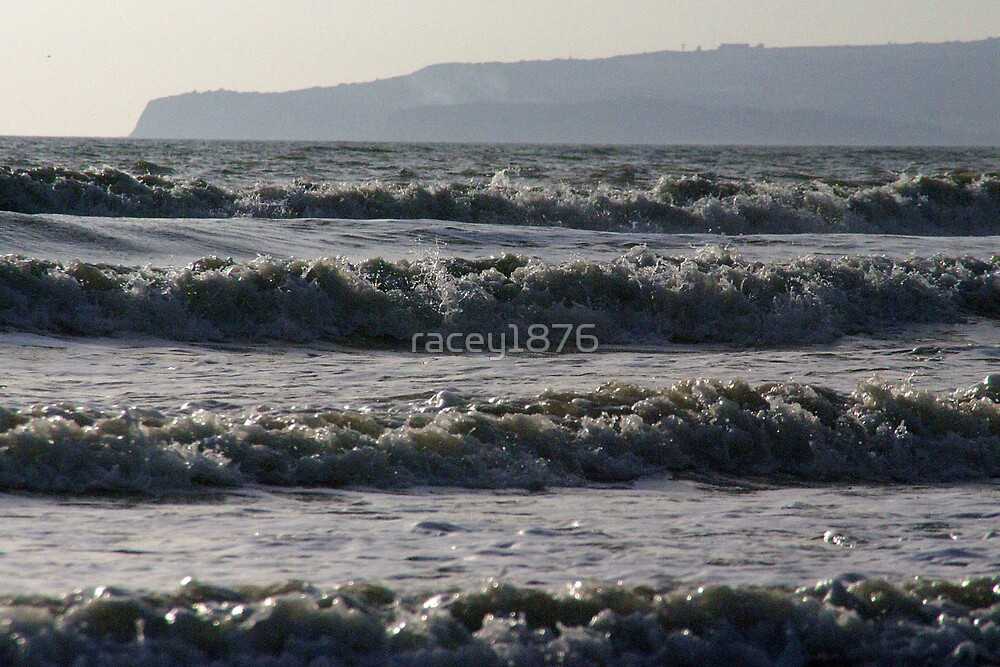 The waves are coming by racey1876