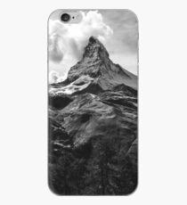 Black & White Mountains iPhone Case