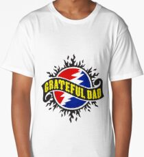 Grateful Dad Long T-Shirt