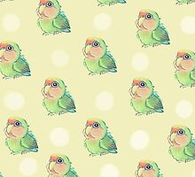 LoveBird by MaryRed