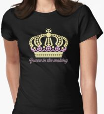 """Queen in the making"" T-Shirt"