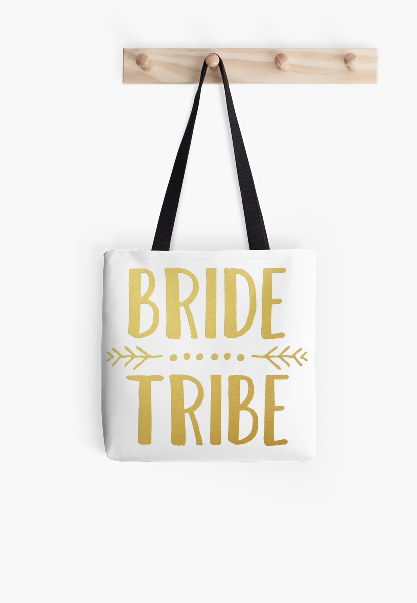 Bride Tribe - Gold by Brides2Be