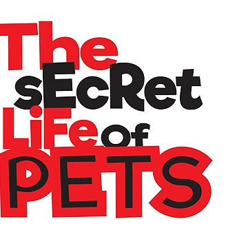 The Secret Life of Pets by eriettataf