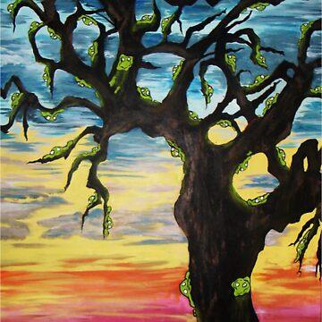 Slime Tree by ktbezzi