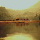 bambo river  by Amagoia  Akarregi